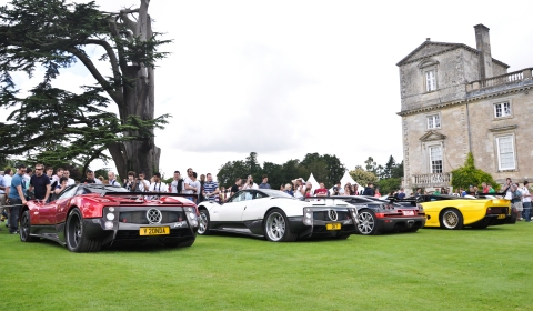 Hypercars At Wilton Classic And Supercars Gtspirit