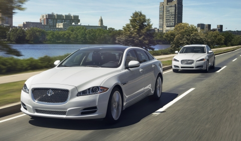 Jaguar Announces All Wheel Drive For XF And XJ Models