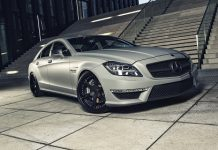 Mercedes-Benz CLS 63 AMG Seven-11 by Wheelsandmore
