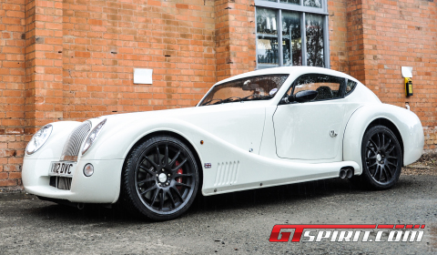 Road Test: 2012 Morgan Aero Coupe - GTspirit