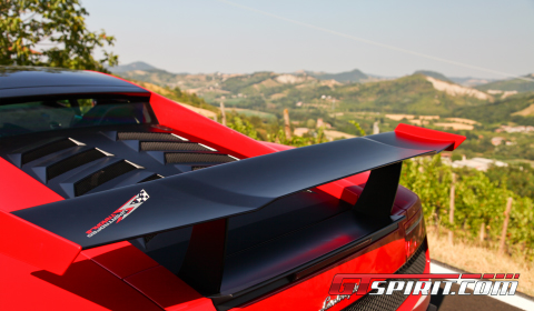 Road Test Lamborghini Gallardo LP570-4 Super Trofeo Stradale 03