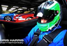 Video Chris Harris Drives BAC Mono Trackday Toy