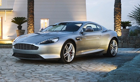 2013 Aston Martin Db9 Officially Revealed