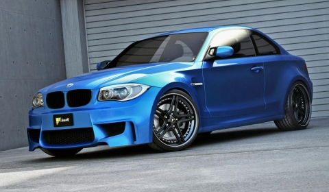 Official BMW Series M Coupe By Best Cars And Bikes GTspirit - Bmw 1 series m