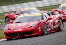 Ferrari Race Days Silverstone 2012