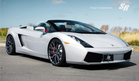 Lamborghini Gallardo Spyder Project Mastermind By SR Auto Group