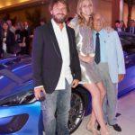 Maserati GranTurismo Sport UK Debut at Hurlingham Club