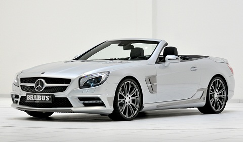 Mercedes-Benz SL-Class by Brabus