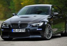 Official 720hp BMW M3 E92 by G-Power