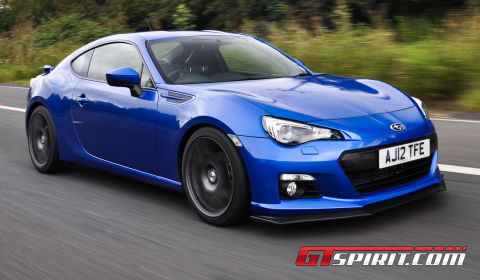 Road Test 2013 Subaru BRZ by Litchfield Motors