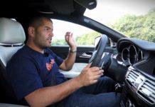 Video Chris Harris Drives Mercedes-Benz CLS 63 AMG Shooting Brake