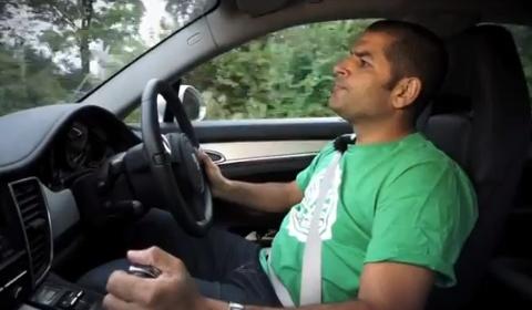 Video Chris Harris Drives Porsche Panamera Diesel