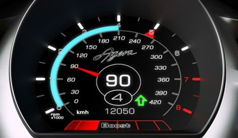 Video Koenigsegg Agera Acceleration to 356kmh