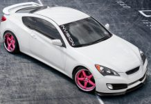 2010 Hyundai Genesis Coupe by K3 Project Wheels