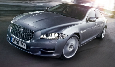 2013 Jaguar XJL Supersport