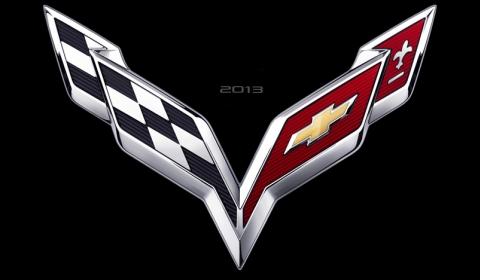 2014 Chevrolet Corvette Logo