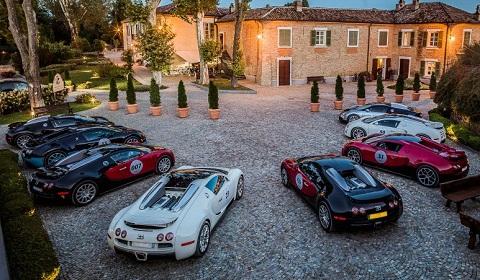 Bugatti Veyron - Grand Tour of Europe