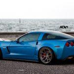 By Design Corvette Z06 on Advance one wheels