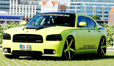 Charger SRT 8 by CustomKingz