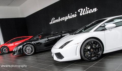 Dealer Visit Lamborghini Vienna