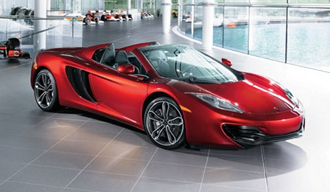 Amazing For Sale Neiman Marcus Edition 2013 McLaren 12C Spider