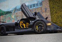For Sale One-off Mosler Raptor GTR