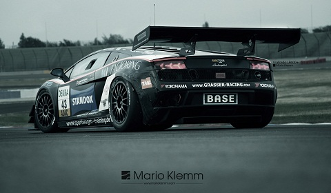 Photo Of The Day Lamborghini Gallardo Lp600 Gt3 By Mario Klemm