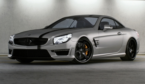 Perfect Mercedes Benz SL 63 AMG Seven 11 By Wheelsandmore