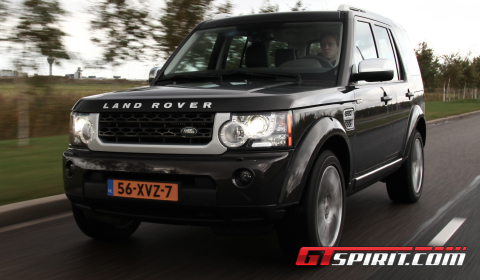 Road Test 2012 Land Rover Discovery 4 HSE Luxury Pack