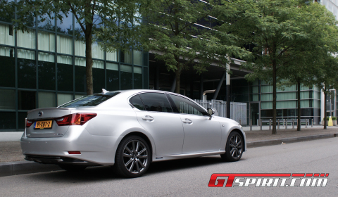 Road Test 2013 Lexus GS450h F Sport 02