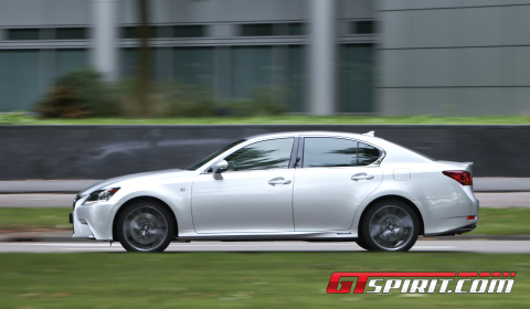 Road Test 2013 Lexus GS450h F Sport 03