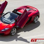 Road Test 2013 McLaren 12C Spider 01