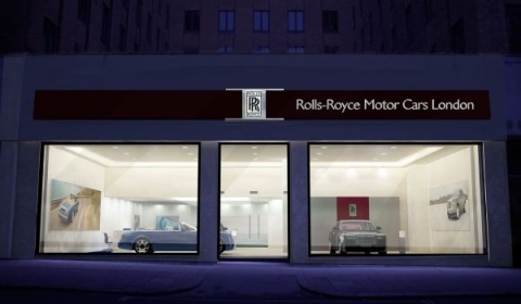 Rolls Royce Opens New London Showroom Gtspirit