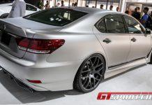 SEMA 2012 Lexus Project LS F Sport by Five Axis