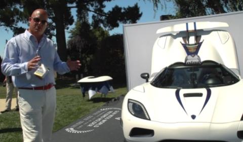 Video 2013 Koenigsegg Agera R Explained by Christian von Koenigsegg