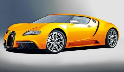 1,600bhp Bugatti SuperVeyron Arrives Next Year