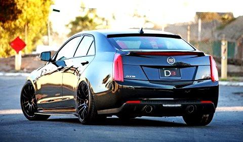 2012 Cadillac Ats By D3 Group Gtspirit