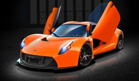 2013 Hennessey Performance Venom GT Gets Upgrade to 1500hp