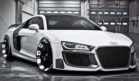 Audi R8 Body Kit By Regula Tuning
