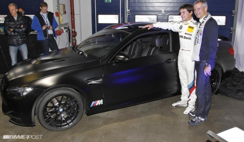 Official: BMW M3 DTM Champion Edition - GTspirit