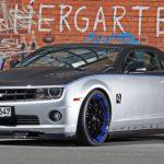 Chevrolet Camaro by Audio Specialist Magnat