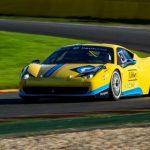 Curbstone Season Finale - Ferrari 458 Challenge