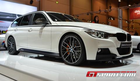 Essen BMW Series Touring M Performance Parts GTspirit - Bmw 3 series touring