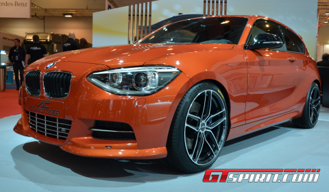 essen 2012 bmw m135i by ac schnitzer gtspirit. Black Bedroom Furniture Sets. Home Design Ideas