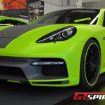 Essen 2012 Porsche Panamera by Regula Exclusive