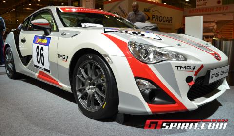 Essen 2012 TMG GT86 CS-V3
