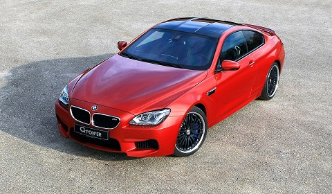 F13 BMW M6 by G-Power
