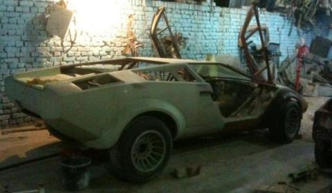 For Sale Lamborghini Countach Replica in Pakistan