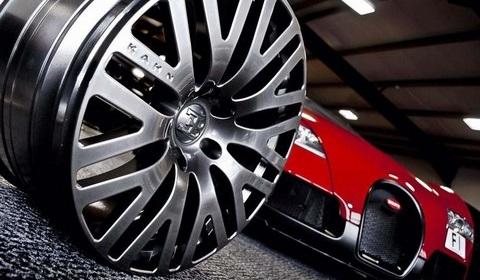 Kahn Design Bugatti Veyron