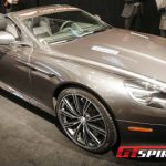 Los Angeles 2012 Aston Martin DB9